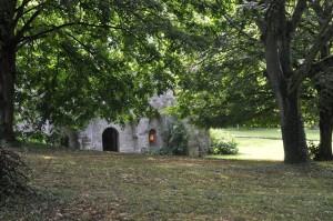 L'ancienne abbaye de Grestain