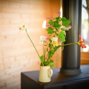 un beau bouquet de fleurs